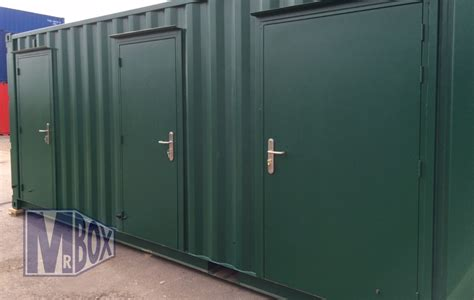 Container Office Dan Toilet 20ft Toilet Washroom Facility Mr Box