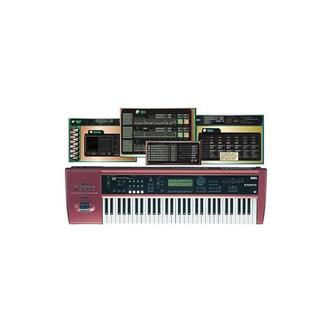 Keyboard Korg Karma korg karma workstation performance keyboard musician s