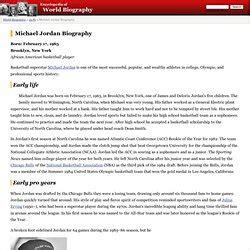 michael jordan biography essay michael jordan research essay pearltrees