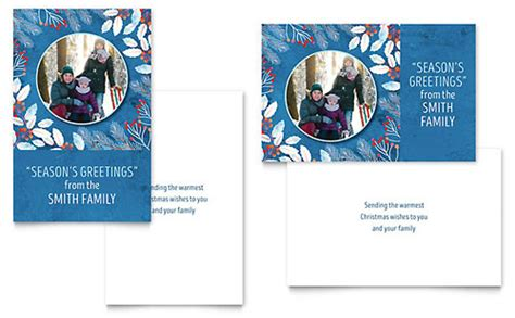 indesign card template free greeting card templates indesign illustrator publisher