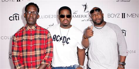 The Member boyz ii dishes on mike their estranged fourth member