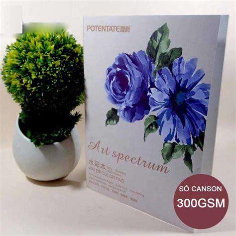 sketchbook potentate sketchbook canson a4 300g v 226 n vẽ m 224 u nước potentate