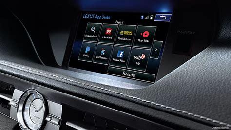 lexus navigation package 2018 lexus es luxury sedan packages lexus