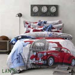 Cars Bedding Set Size Popular Size Car Bed Buy Cheap Size Car Bed
