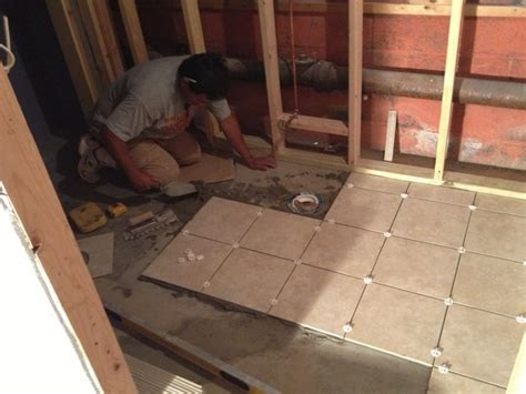 Installing Bathroom In Basement by New Basement Bathroom Installation Washington Twp Nj