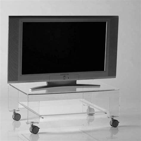 tavolino porta tv tavolino porta tv con ruote 75x52xh31 cm verve struttura