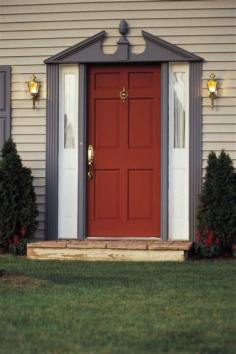 replace front door  sidelights