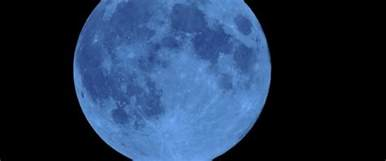Moon Pictures Blue Moon What Makes Tonight S Event So Special Abc News