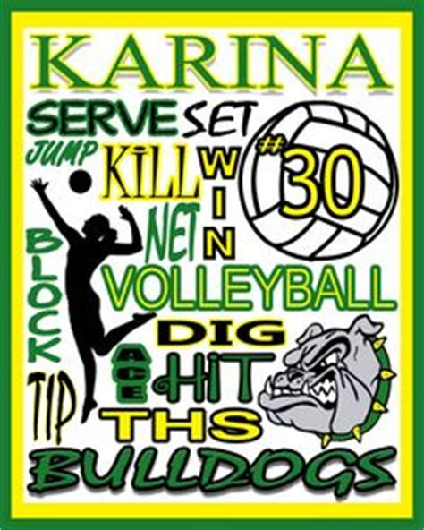 printable volleyball posters volleyball print custom volleyball poster by