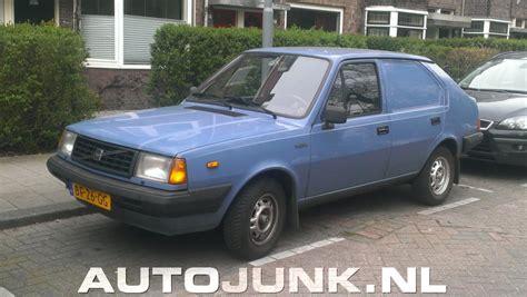 volvo minivan volvo 345 van foto s 187 autojunk nl 114253