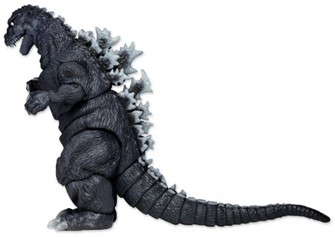 Amazon Home Decor godzilla 12 quot head to tail action figure 1954 godzilla