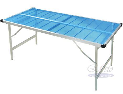 tavoli da mercato achille 2 banco da mercato per ambulanti linea