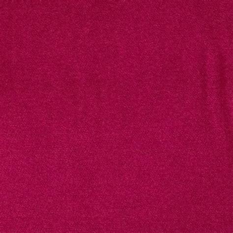 Magenta Upholstery Fabric by P Kaufmann Obsession Velvet Magenta Discount Designer
