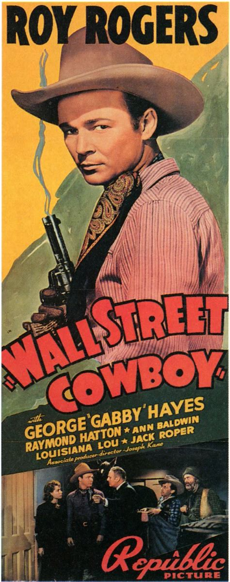 film cowboy classic king of the cowboys golden age of western posters