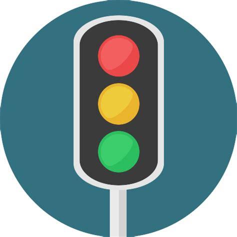 light traffic traffic light free business icons