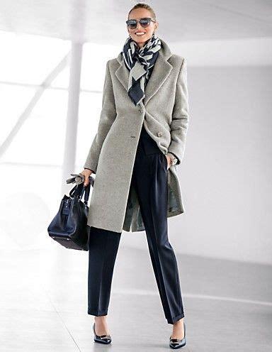 madeleine  business collection  wintermantel