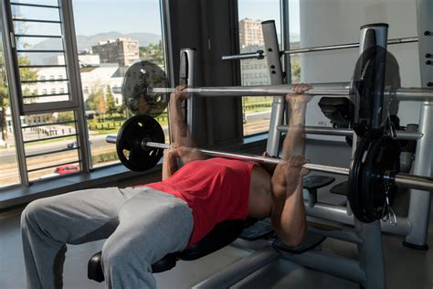 bench press motion know your range of motion bench press