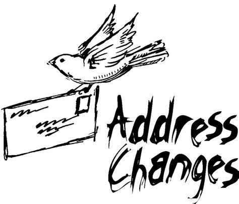 Change Address In Search Clip Change Of Address Search Engine At Search