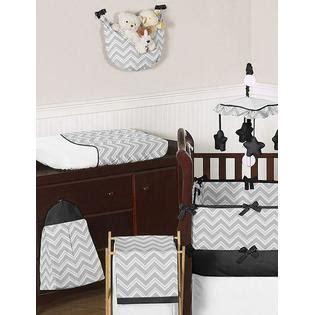 Sweet Jojo Zig Zag Crib Bedding Sweet Jojo Designs Zig Zag Black And Gray Collection 9pc Crib Bedding Set Baby Baby Bedding