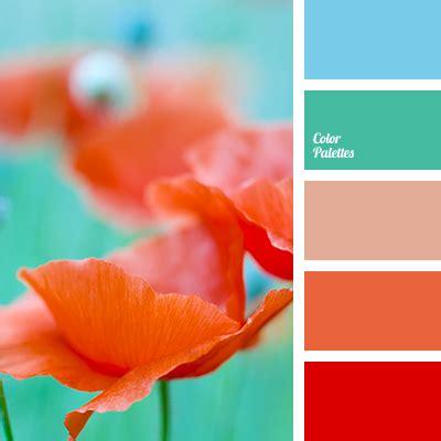 poppy color colour of poppy color palette ideas
