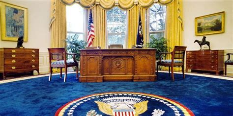 trump redecorated oval office here s how president trump has already redecorated the