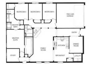 bedroom one story house plans together with apartment residential bedrooms bedroomed