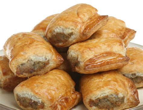 with rolls sausage rolls recipe dishmaps