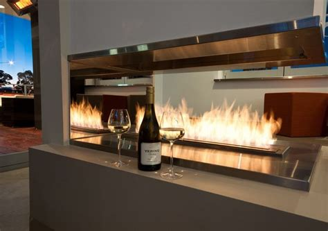ecosmart xl900 bio ethanol burner featured in sirens