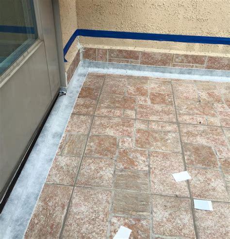 come impermeabilizzare un terrazzo come impermeabilizzare un balcone o un terrazzo winkler
