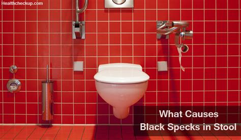 Black Spotted Stool by Black Specks In Stool Causes And Treatment Healthcheckup