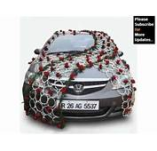 Wedding Car Decoration Back  Decor Pictures Ideas For
