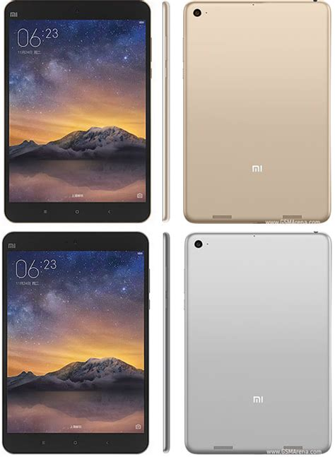 Tablet Xiaomi Mi Pad 2 xiaomi mi pad 2 pictures official photos