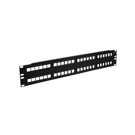 patch panel 4 icc 4 in patch panel icc ic107bp482 the home depot