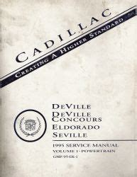 service manual exploded view 1995 cadillac seville manual transmission trans specialties 1995 cadillac deville concours eldorado and seville factory service manual 2 volume set