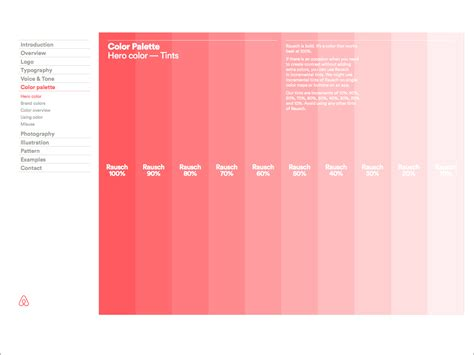 airbnb design guidelines design practice ougd503 airbnb brand guidelines