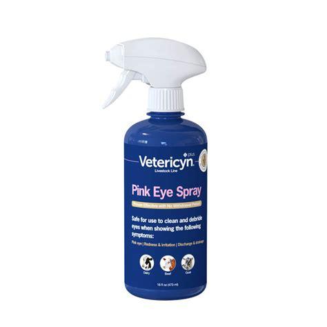 Sprei Eye Pink vetericyn pink eye spray