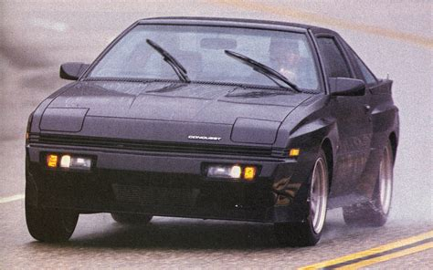 Chrysler Starion by Future Classic 1983 1989 Mitsubishi Starion Chrysler