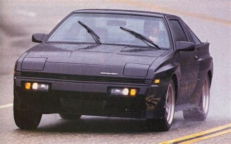 mitsubishi starion future classic 1983 1989 mitsubishi starion chrysler