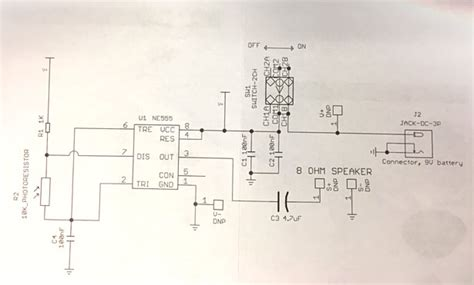 how do capacitors work simple capacitor radioshack s theremin circuit how does this work electrical engineering stack