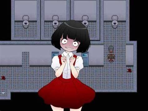 girls bathroom game misao ways to die youtube