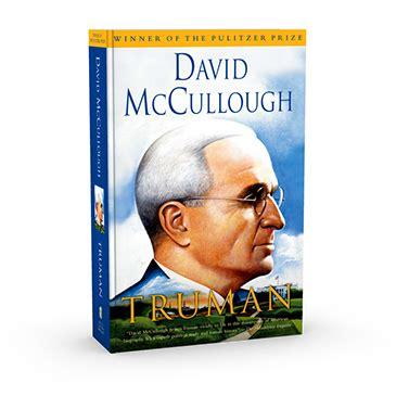 george washington biography mccullough the david mccullough collection