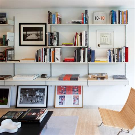 nice bookshelves living room nice design of bookshelves with wicker chair and modern black table also carpet