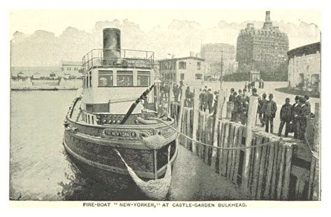 the new yorker fireboat wikipedia - Fireboat New Yorker