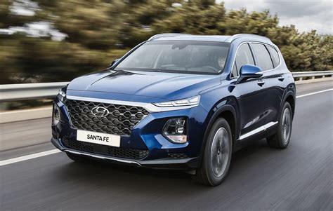 2019 Hyundai Santa by Look 2019 Hyundai Santa Fe Testdriven Tv