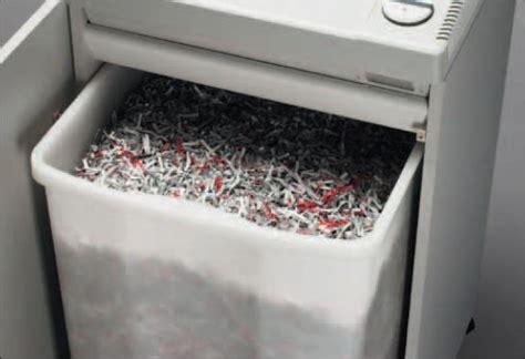 Alat Pemotong Kertas Roll mesin penghancur kertas paper shredder ideal 3104