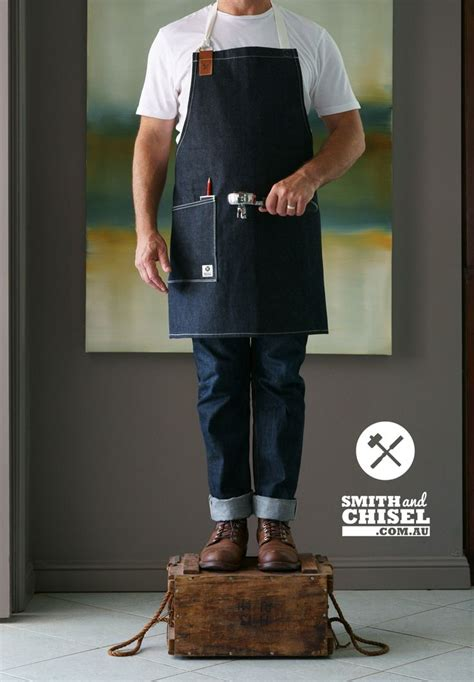 coffee shop apron design the grinder apron by smith and chisel barista style apron