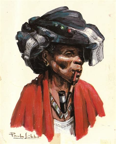 xhosa painting restoration of south historical