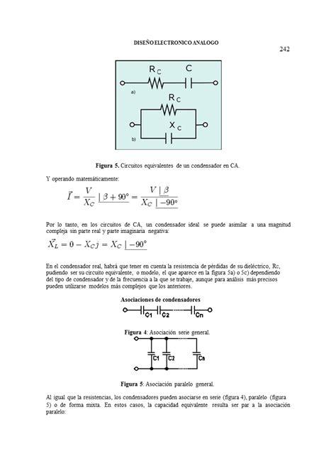 resistencia inductor y capacitor resistencia capacitor y bobina 28 images introducci 243 n a la corriente alterna p 225 2