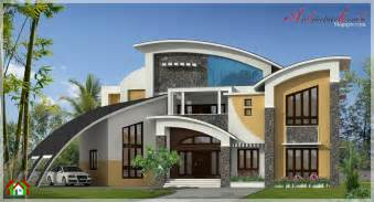 2100 Square Feet 5800 square feet contemporary style house elevation