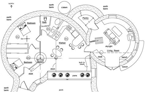 hobbit home floor plans spiral dome magic plan